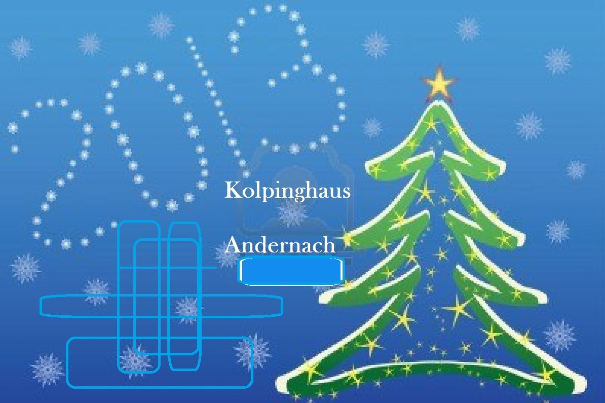 Weihnachten feiern im Hotel Kolpinghaus Andernach